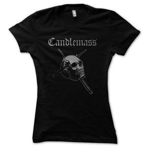 Candlemass - Girlie, Silver Skull