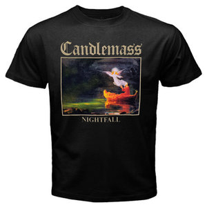 Candlemass - T-shirt, Nightfall