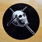 Candlemass - vinyl sticker